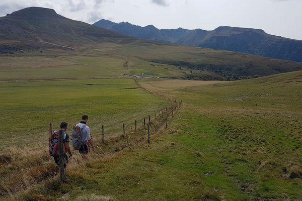Les Trails du Sancy : ils seront plus de 3000 samedi 23 et dimanche 24 septembre à s'élancer sur les 5 parcours qui les conduiront de la station du Mont-Dore vers les sommets du Puy-de-Dôme.