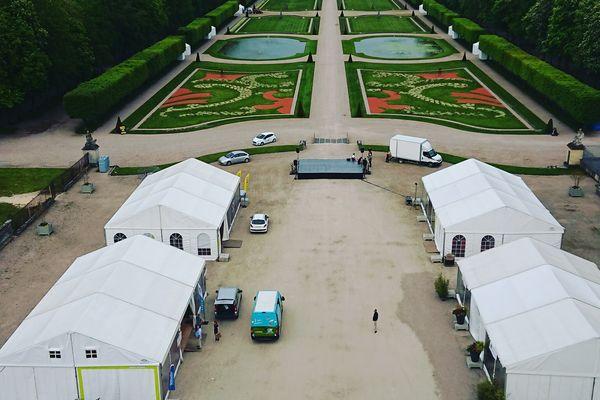 Les jardins du château de Lunéville accueillent la manifestation samedi 28 et dimanche 29 août 2021.