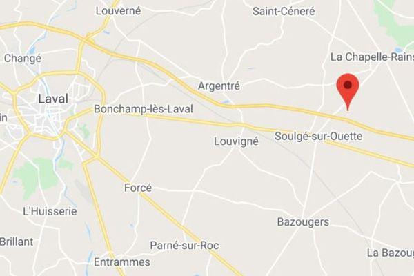 Centre éducatif renforcé (CER) Roger Hyvard de Soulgé-sur-Ouette (Mayenne)