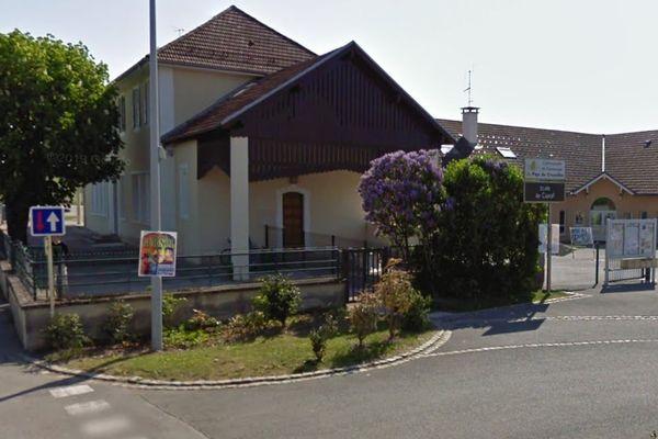 L'école de Cuvat, en Haute-Savoie - Photo d'illustration