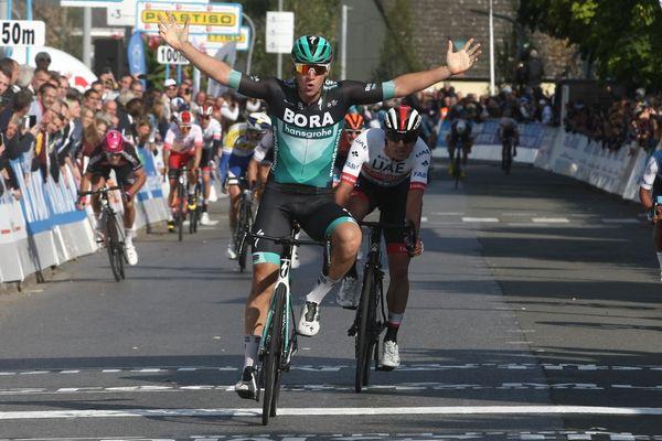 Lors de la 87ème édition en 2019, l'Allemand Pascal Ackermann franchit la ligne d'arrivée et devient pour la deuxième fois vainqueur du Grand Prix de Fourmies.
