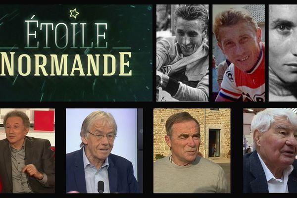 Pour évoquer ce samedi soir sur France 3 Normandie la mémoire de Jacques Anquetil, plusieurs invités exceptionnels