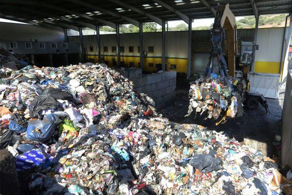 Illustration. La Corse peine à gérer ses déchets depuis une vingtaine d'années.