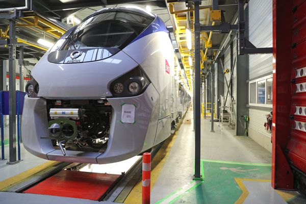 le site Alstom de Reichshoffen suspendu à son avenir