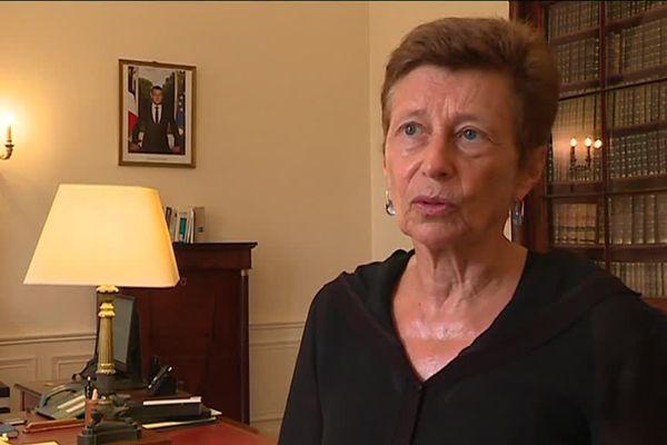Nicole Klein, ancienne préfète de Loire-Atlantique, directrice de cabinet de François de Rugy