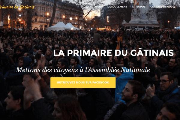 Le site internet laprimairedugatinais.fr vient d'être lancé.