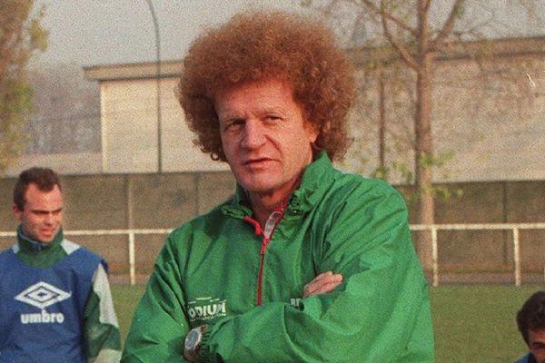 Robert Herbin, entraîneur légendaire de l'AS Saint-Etienne, est mort lundi 27 avril 2020