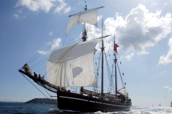 Le nouveau bateau ressemblera en tous points au Bel Espoir II originel. (Photo de 2004)