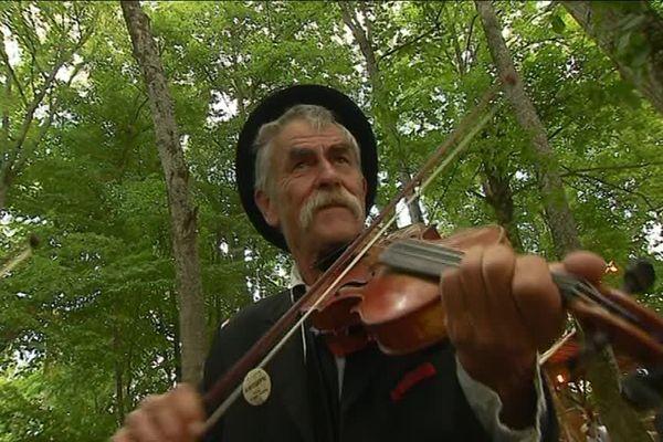 Musique folklorique et métiers d'antan pour replonger dans l'ambiance du 19e siècle