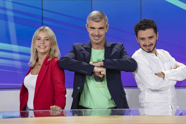 Anatolie, Patrice et Hugo