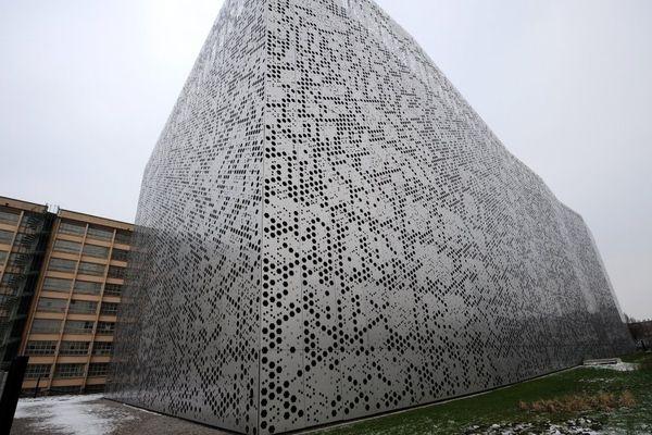 Le nouveau bâtiment des Archives départementales du Nord produit plus d'énergie qu'il n'en consomme
