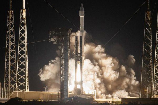 Le lancement de Solar Orbiter depuis Cap Canaveral, le 10 février 2020.