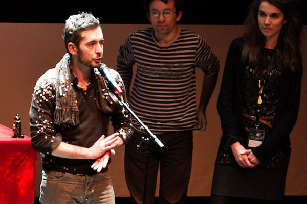 """Le triomphe de Xavier Legrand au 35ème festival du Court-Métrage de Clermont-Ferrand qui obtient quatre Prix pour """"Avant que de tout perdre"""""""