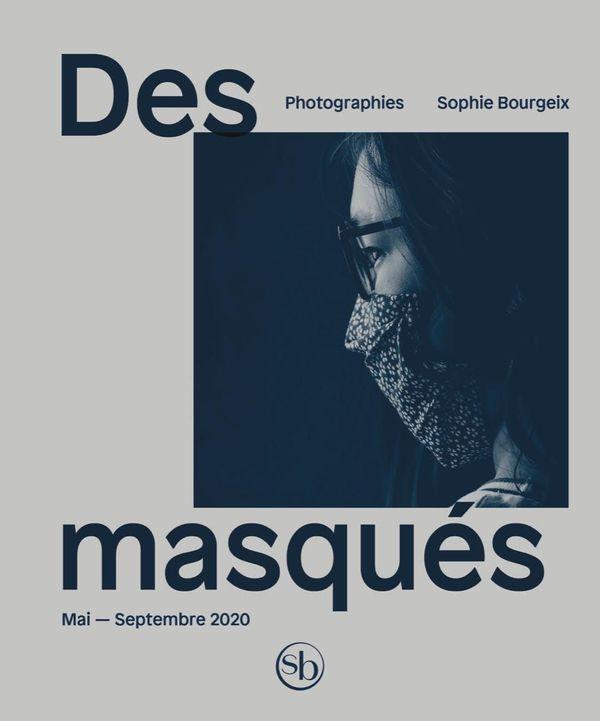 """A chaque vente du livre """"Des Masqués"""", Sophie Bourgeix reversera 1 euro à l'association """"Les Papillons"""" qui vole au secours des enfants victimes de violences."""