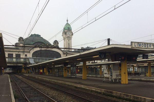 La gare de Limoges ne remporte pas la demi-finale du concours de la plus belle gare de France 2020 face à celle de Saint-Brieuc.