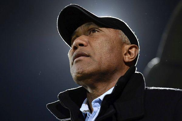 Antoine Kombouaré, nouvel entraîneur du TFC