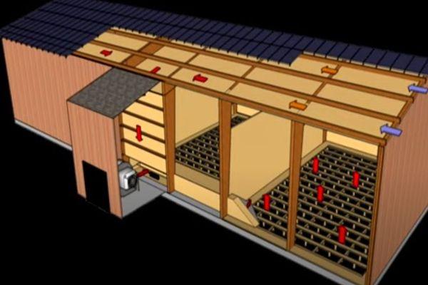 Le séchoir photovoltaïque de Base Innovation