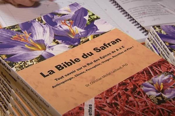 Un livre pour tout savoir sur le safran