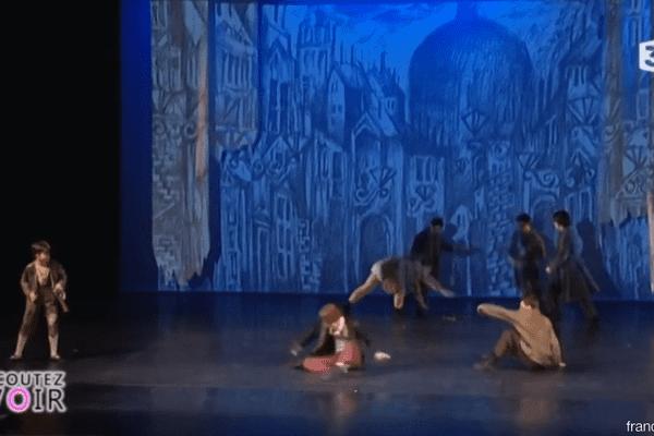 """""""Oliver Twist"""" au théâtre de Grasse"""