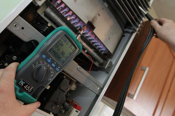 Illustration. Mal entretenues, les chaudières à gaz présentent un risque d'intoxication au monoxyde de carbone.