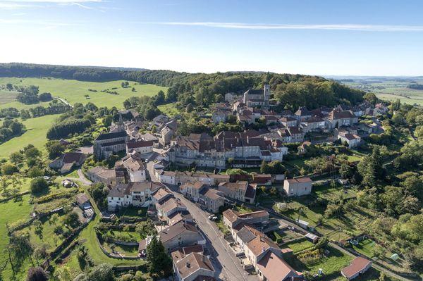 Grand Est - Haute-Marne - Bourmont