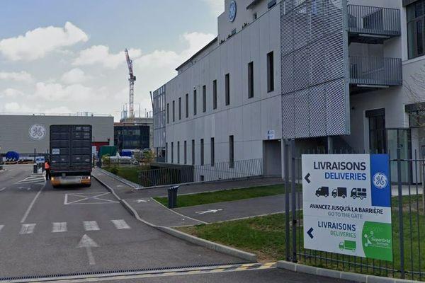 Le site Grid Solutions du groupe General Electric à Villeurbanne emploie 500 salariés.