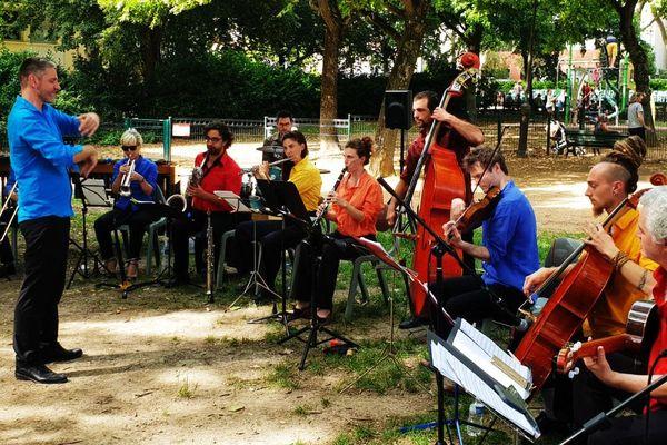 l'Orchestre de Poche à Toulouse