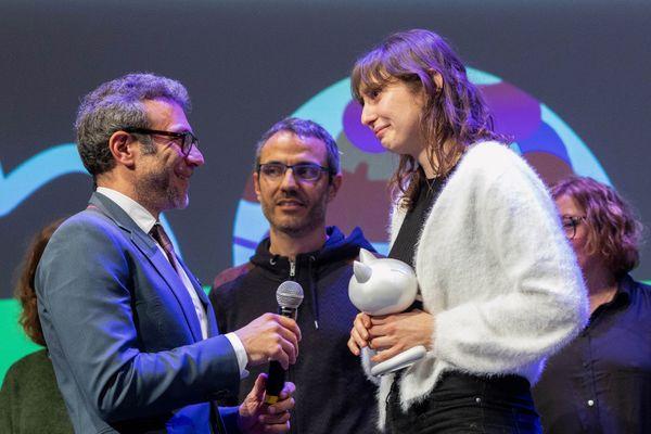 """L'an dernier, c'est Chloé Wary pour son album """"Saison des roses"""" qui avait reçu le Prix du Public France Télévisions"""