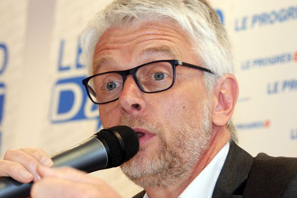 Le député du Rhône, Hubert Julien-Laferrière, quitte LREM pour «ÉDS» pour retrouver le sens du dialogue promis en 2017