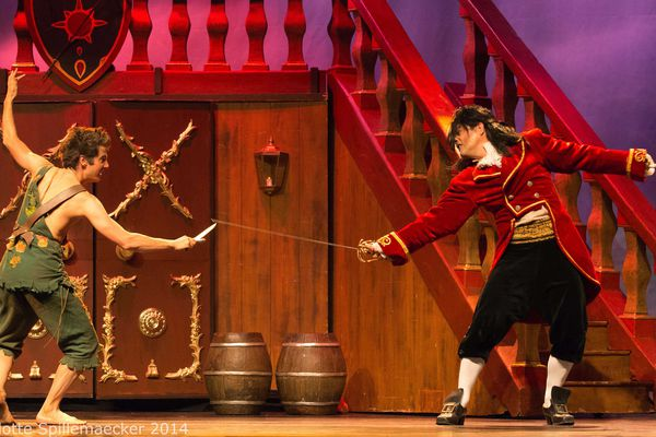 Peter Pan, à Bobino !, à partir du 1er octobre 2016.