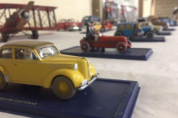 Les voitures de collection vendues en ligne par Emmaüs Frontignan