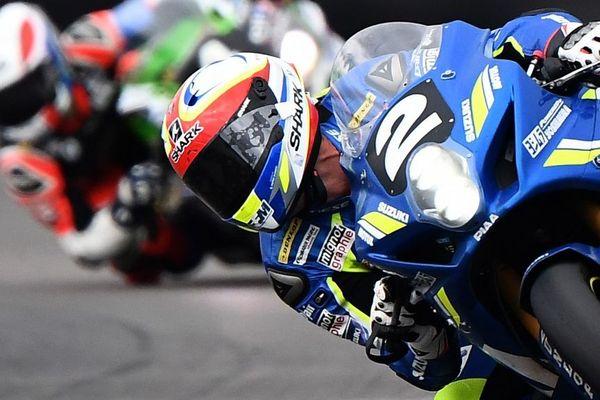 Cette neuvième victoire de Vincent Philippe (Suzuki n°2) devrait marquer sa dernière participation au bol d'or