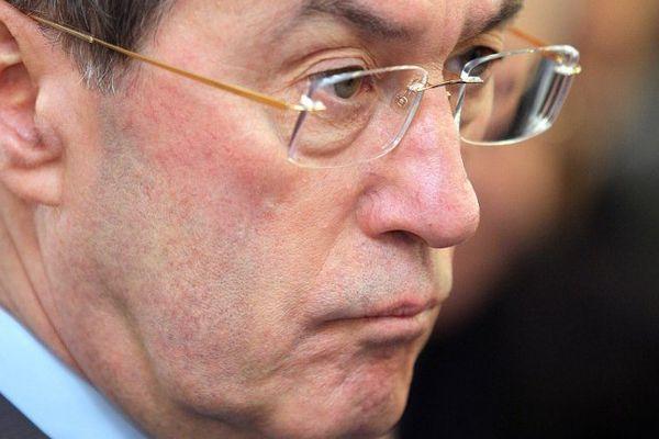 Claude Guéant, le père de François Guéant, alors ministre de l'Intérieur