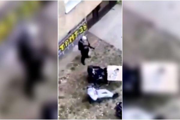 La police investit un quartier où des dealers s'étaient filmés armés — Grenoble