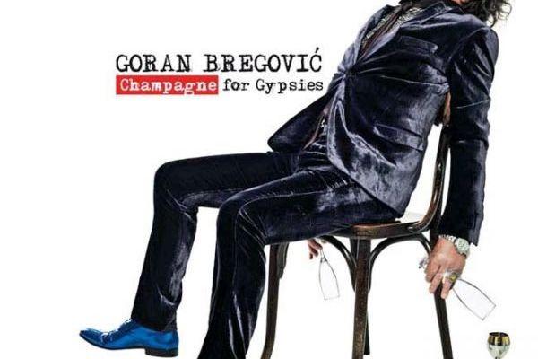 Goran Bregovic est la tête d\'affiche de la scène sur la Place Kléber