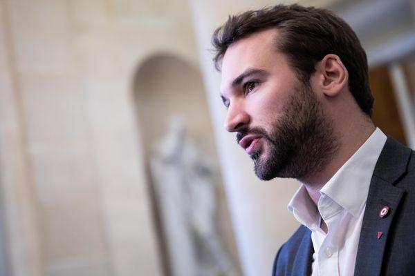 Ugo Bernalicis a annoncé, vendredi, être candidat à la tête d'une liste aux élections régionales de mars 2021.
