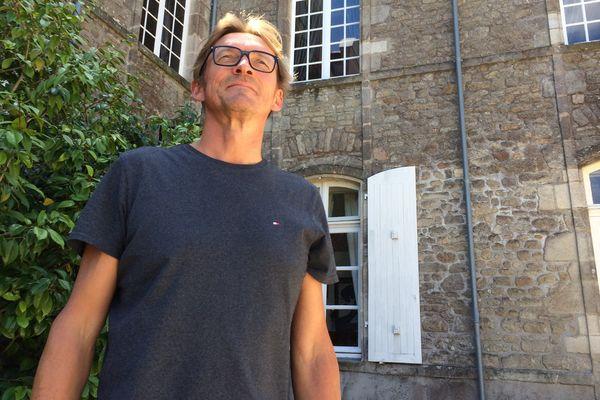 Vincent Belliard est propriétaire de chambres d'hôtes dans Guérande