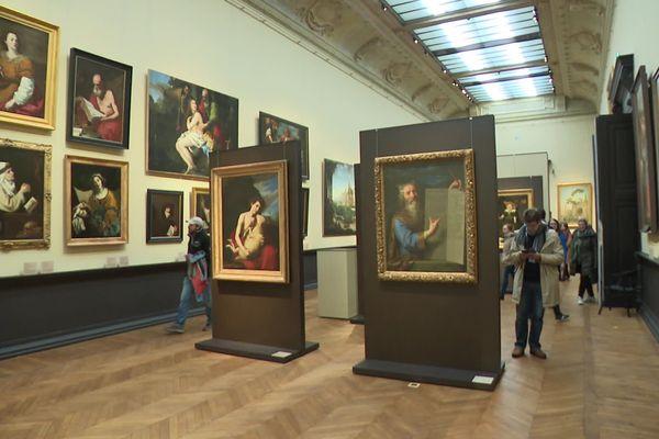 A Amiens, le musée de Picardie reste ouvert au public