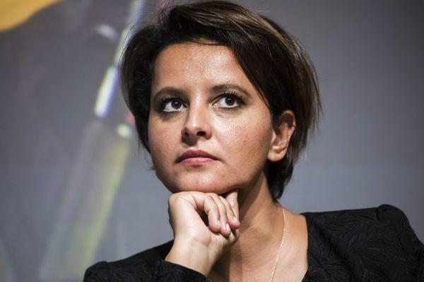 """Najat Vallaud Belkacem, candidate tête de liste """"l'alternative"""" aux élections régionales en Auvergne-Rhône-Alpes, envisage de  saisir la Chambre régionale des comptes et informe la Commission Nationale des Comptes de Campagne"""