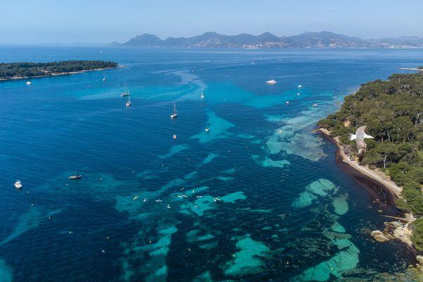 L'avion a amerri d'urgence entre l'île Sainte-Marguerite et l'île Saint-Honorat au large de Cannes le jeudi 12 août.