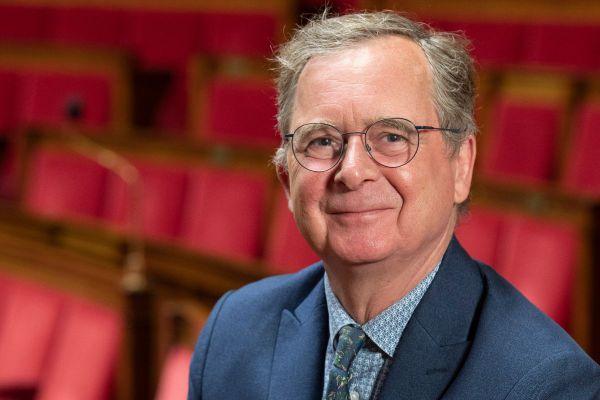 Luc Lamirault, député de la 3ème circonscription d'Eure-et-Loir