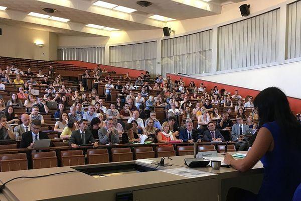 Une journée d'accueil des professeurs stagiaires de l'académie de Dijon a été organisée lundi 26 août 2019.