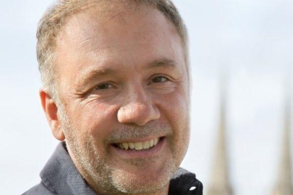 Henri Etcheto, chef de file des socialistes et de la gauche, pour le département des Pyrénées-Atlantiques. Conseiller départemental de Bayonne