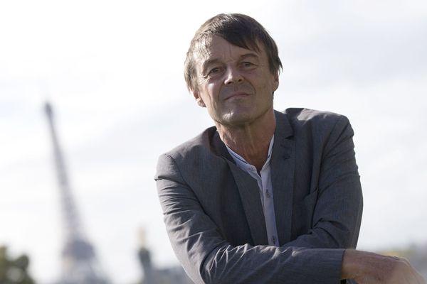 Nicolas Hulot, ministre d'État, ministre de la Transition écologique et solidaire