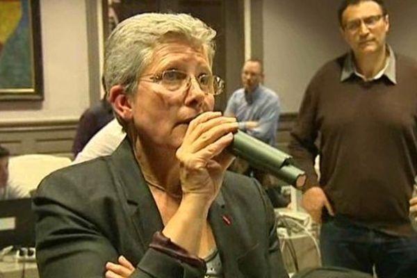 Geneviève Darrieussecq a été réélue à la mairie de Mont-de-Marsan.