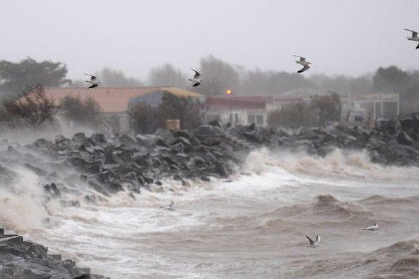 Un coup de vent est annoncé la nuit prochaine (image d'illustration)