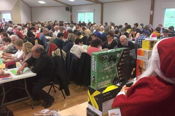 Les lotos organisés par les associations font salle comble