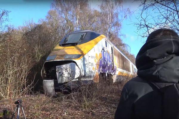 """L'Eurostar """"abandonné"""" dans le Valenciennois"""