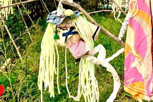 Les poupées de Virginie Broquet