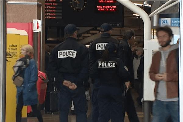 Archives Gare de la Part Dieu Lyon